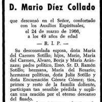 Fragmentos de Cinco horas con Mario, de M. Delibes